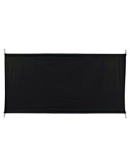 paroi 140x70 cm noir (1 unitÉ)