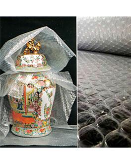 rolo plastico bolhas 30 m² 50 cm x 60 m transparente peld (1 unidade)