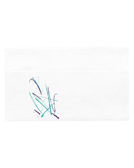 master servis napkins ecolabel 1 ply 'volare' 23 gsm 33x33 cm white cellulose (4800 unit)