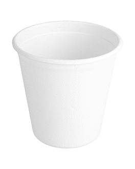 bicchieri 'bionic' 370 ml Ø 9,3x9,2 cm bianco bagassa (800 unitÀ)