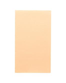 ecolabel napkins f. 1/6 'double point' 18 gsm 33x40 cm ivory tissue (2000 unit)