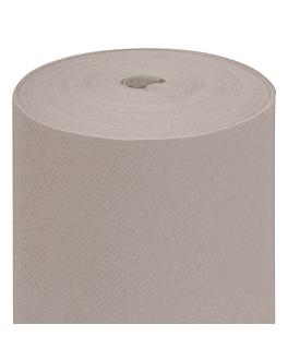 nappe en rouleau 55 g/m2 1,20x50 m gris airlaid (1 unitÉ)