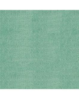 nappes pliage m 'like linen - aurora' 70 g/m2 120x120 cm vert d'eau spunlace (200 unitÉ)