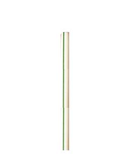 pailles droites granitÉs Ø 0,60x21 cm assorti pp (10000 unitÉ)