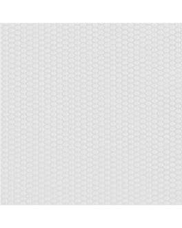 """tÊte À tÊte """"spunbond plus+"""" folded 1/2 80 gsm 0,4x1,20 m white pp (400 unit)"""