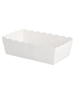 deli-containers 210 + 15 pe gsm 9x5x3,2 cm white cardboard (4000 unit)