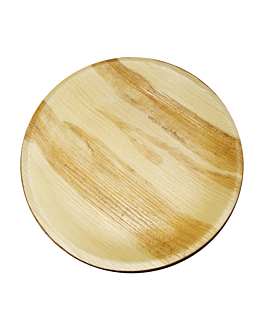piatti rotondo 'areca' Ø 25x2,5 cm naturale areca (200 unitÀ)