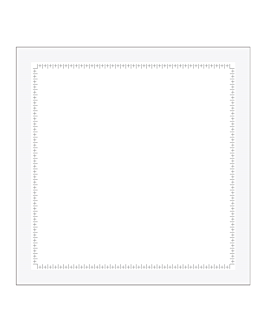 napkins 'cool-cotton' 140 gsm 11x11 cm white cotton (200 unit)