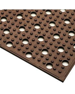 tapis multi-matt 90x960 cm rouge gomme (1 unitÉ)