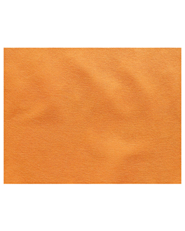 table mats 'spunbond' 60 gsm 30x40 cm orange pp (800 unit)
