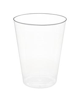 verres injectÉs standard 180 ml Ø 6,8x8,3 cm transparent cristal ps (1000 unitÉ)