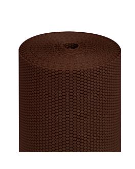 """""""tÊte À tÊte"""" pre. 120 cm (30 ser.) 'spunbond plus+' 80 gsm 0,40x36 m chocolate pp (6 unit)"""