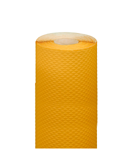 banquet roll 48 gsm 1,20x7 m intense yellow cellulose (25 unit)