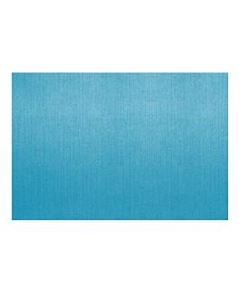 mantelines 'dry cotton' 55 g/m2 30x40 cm turquesa airlaid (800 unid.)