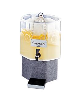 distributore di succhi 5,7 l 45 (h) cm trasparente acrilico (1 unitÀ)