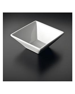 bols noodles 17,5 cm blanc porcelaine (12 unitÉ)