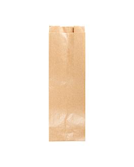 cutlery envelopes 32 gsm 7+4x22 cm natural kraft (500 unit)