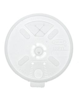 """couvercles """"lift n'lock"""" pour reference 150.49 Ø 9 cm transparent pse (1000 unitÉ)"""