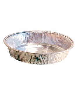 recipientes pastelerÍa 145 ml Ø 10,9/10x2,1 cm aluminio (100 unid.)