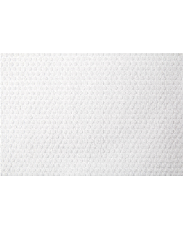 towel one use only 80 gsm 140x100 cm white viscosa / pulpa (50 unit)