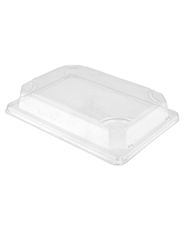 lids for item 212.95 'bionic' 19x13,6x3,2 cm clear ops (800 unit)