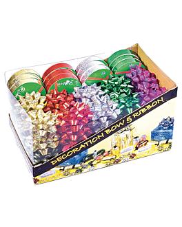 40 u. necks + 24 ribbon rolls (1 unit)
