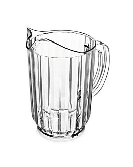 jug 1800 ml 13x21 cm clear san (1 unit)