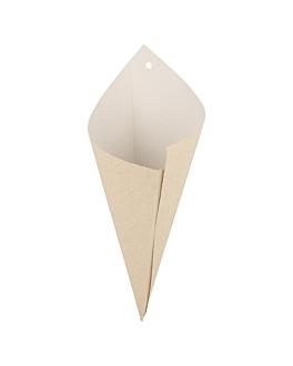 sachets en pointe - biclasse 100 g 125 g/m2 24x17 cm blanc/ecru papel biclase (2000 unitÉ)