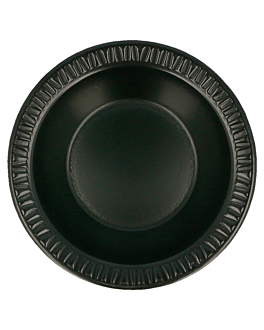 boles laminados con pe 150 ml Ø 11,5 cm negro pse (1000 unid.)