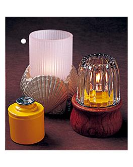 """globe n.7 """"mezcle & combine"""" Ø 8x9,5 cm clear glass (1 unit)"""