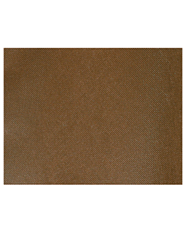 table mats 'spunbond' 60 gsm 30x40 cm chocolate pp (800 unit)