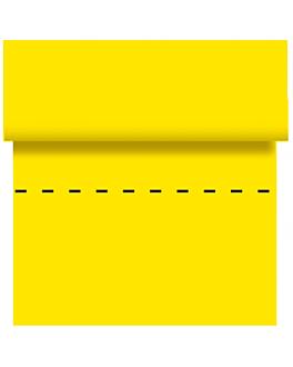 nappe - 125 segments 48 g/m2 80x80 cm jaune cellulose (4 unitÉ)
