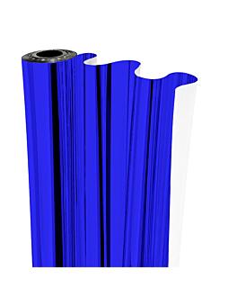 film metalise 0,70x50 m bleu pp (1 unitÉ)