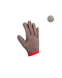 gant maille moyen  inox (1 unitÉ)
