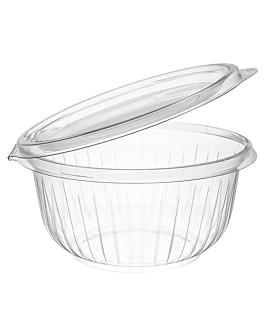 presenta bowl c/bas incor. 500 ml Ø 14x6,2 cm transparent ops (300 unitÉ)