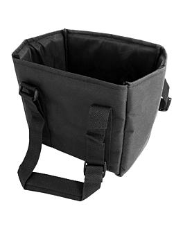 sac transport boissons 15,3x20x18,4 cm noir (1 unitÉ)