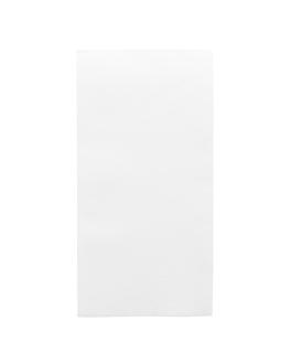servilletas plegado 1/8 45 g/m2 40x40 cm blanco airlaid (750 unid.)