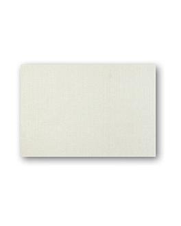 mantelines 'dry cotton' 55 g/m2 30x40 cm marfil airlaid (800 unid.)