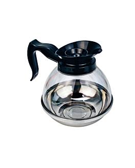jarra cafÉ 1920 ml negro policarbonato (1 unid.)