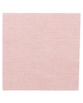 servilletas 'like linen' 70 g/m2 40x40 cm clarete spunlace (600 unid.)