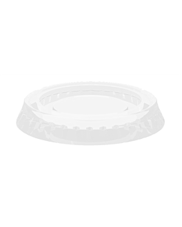 lids for tubs 130.06/14 Ø 4,5 cm clear pet (2500 unit)