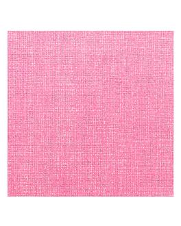 napkins 'like linen - aurora' 70 gsm 40x40 cm fuchsia spunlace (600 unit)