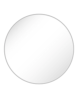 specchio rotondo Ø 61x0,5 cm acrilico (1 unitÀ)
