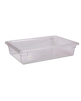 contenidor aliments 30 l 66x46x15 cm transparent policarbonat (1 unitat)