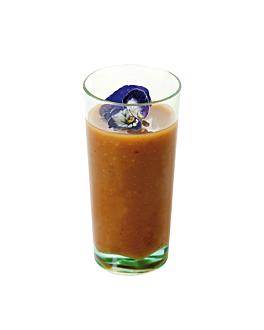 mini glas fÜr vorspeisen 50 ml Ø 3,6x7,4 cm wassergrÜn ps (600 einheit)