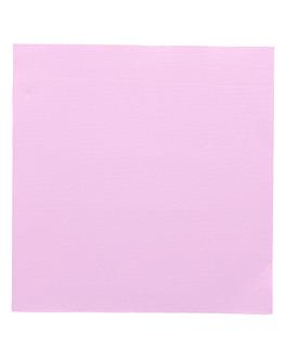 serviettes ecolabel 'double point' 18 g/m2 39x39 cm lavande ouate (1200 unitÉ)