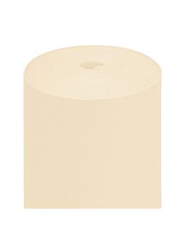 """""""tÊte À tÊte"""" pre. 120cm (20 ser.) 55 gsm 0,40x24 m ivory airlaid (6 unit)"""
