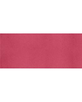 """""""tÊte À tÊte"""" 1/2 folded 55 gsm 40x120 cm fuchsia airlaid (400 unit)"""