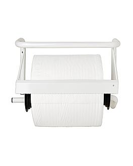 dispensador de parede celulose industrial 38,5x27x17,5 cm branco ferro (1 unidade)