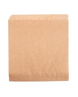 sacos abertos 2 lados 34 g/m2 16x16,5 cm natural perg.anti-gordura (500 unidade)